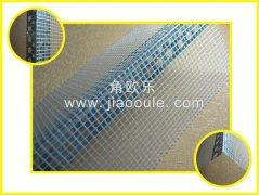 角欧乐胶粘金属保温护角网